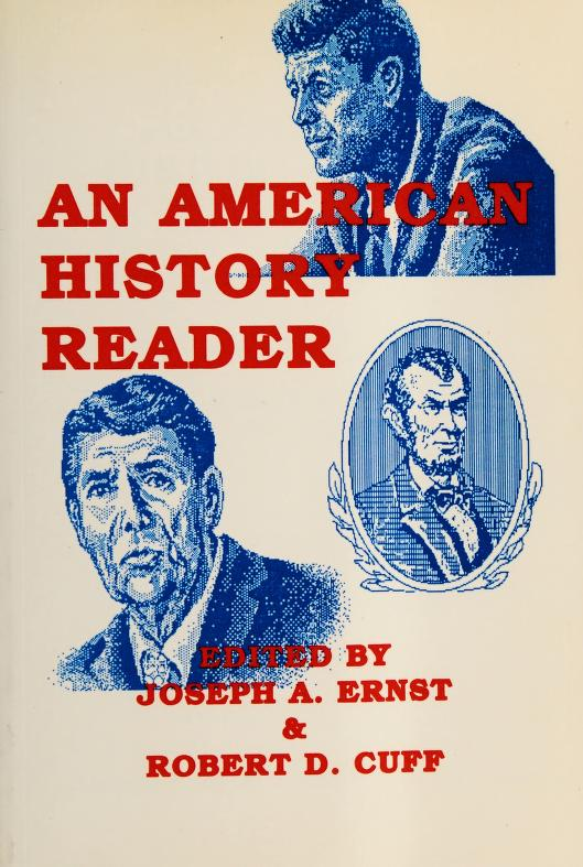 An American History Reader by