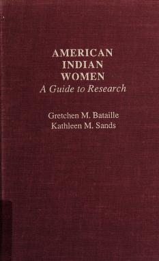 Cover of: American Indian women | Gretchen M. Bataille
