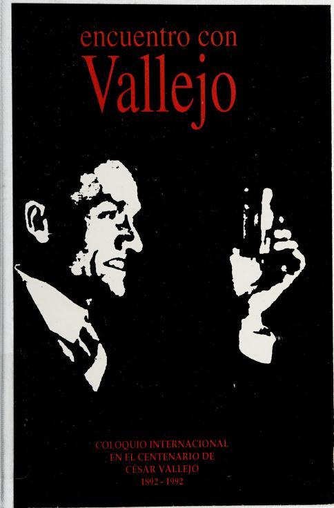 Encuentro con Vallejo by