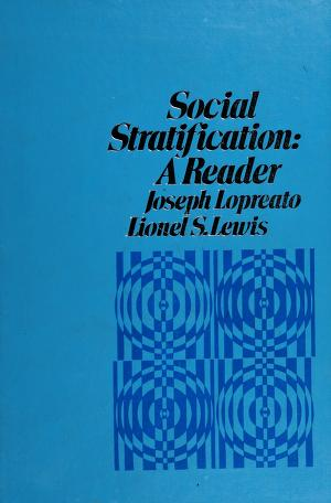 Cover of: Social stratification | Joseph Lopreato